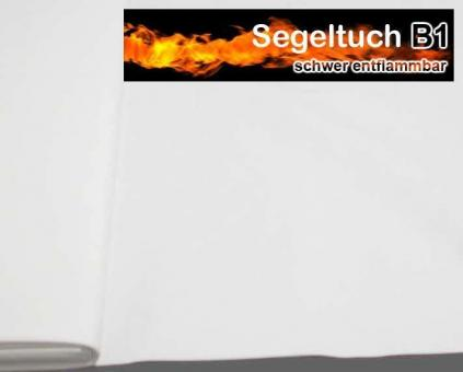 Segeltuch B1 800 cm - Weiß