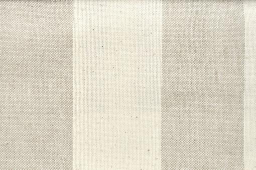 Segeltuch Basic - 280 cm - Blockstreifen - Beige