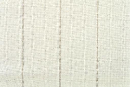 Segeltuch Natur - 280 cm - Streifen - Beige