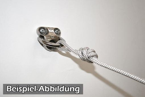 Klappbare Ringwandhalterung - Edelstahl
