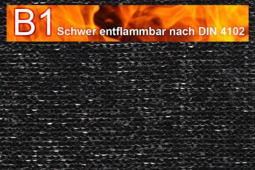 Bühnen-Netz B1 - Schwarz
