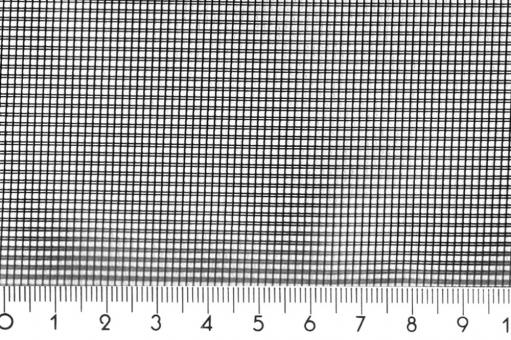 Fliegengitter Meterware - 150 cm - Schwarz