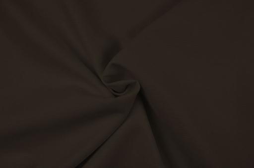 Canvas-Stoff - wasserdicht - Dunkelbraun