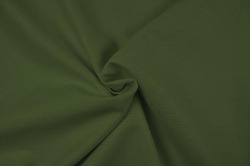 Canvas-Stoff - wasserdicht - Moosgrün