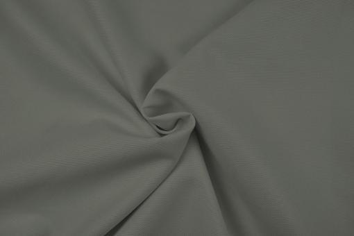 Canvas-Stoff - wasserdicht - Grau