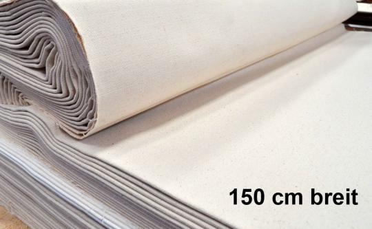 Segeltuch Klassik - 150 cm - Sand
