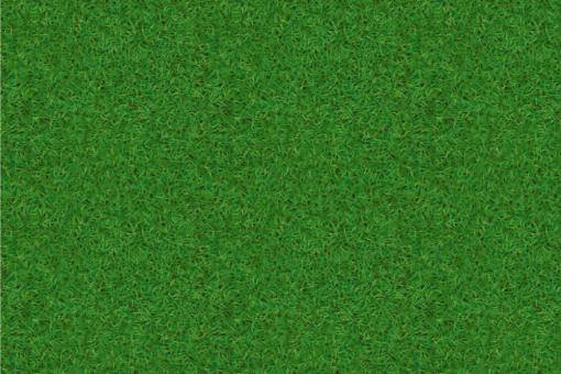 Rasen - Türvorhang-Stoff