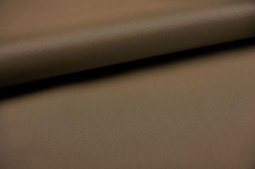 Segeltuch Hightech -schwer entflammbar - Fluorcarbon - 150 cm Braun