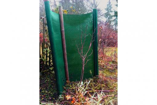 Wind- Sichtschutzgewebe - 300 cm breit bzw. hoch