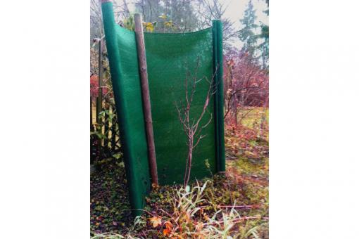 Wind- Sichtschutzgewebe - 1,0 Meter breit bzw. hoch