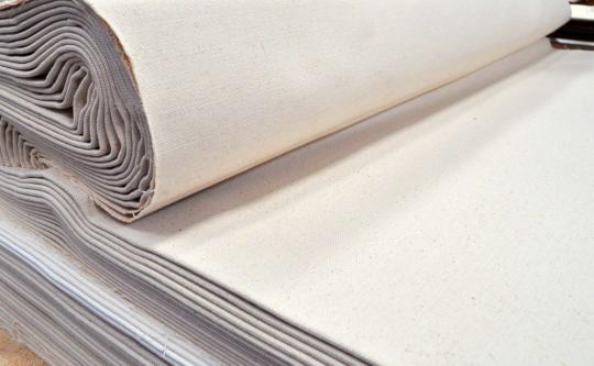 Segeltuch Standard 160 cm breit - Farbe Sand